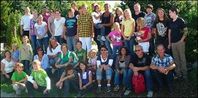 Teilnehmer Ferienprogramm