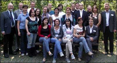 Absolventen des Herbstexamens