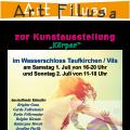 Art Filusa - Ausstellung Schloss