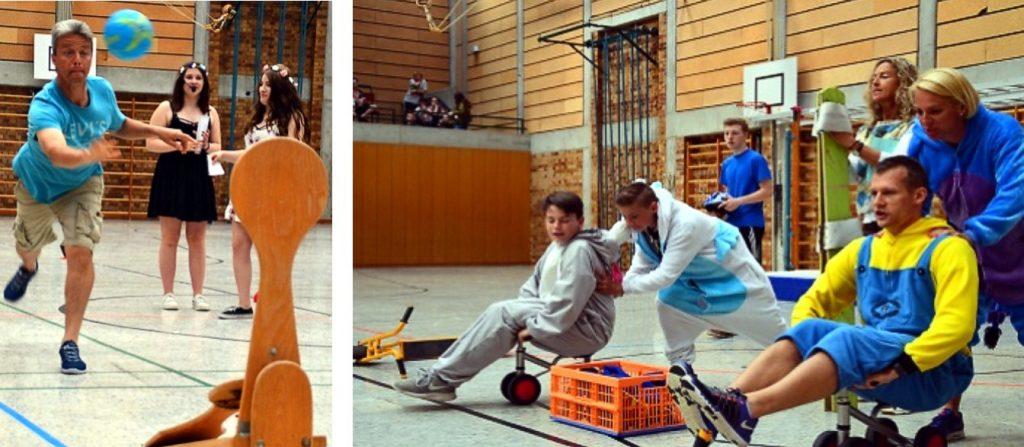 Mittelschule Sport