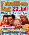 Waldbad Familientag 2017