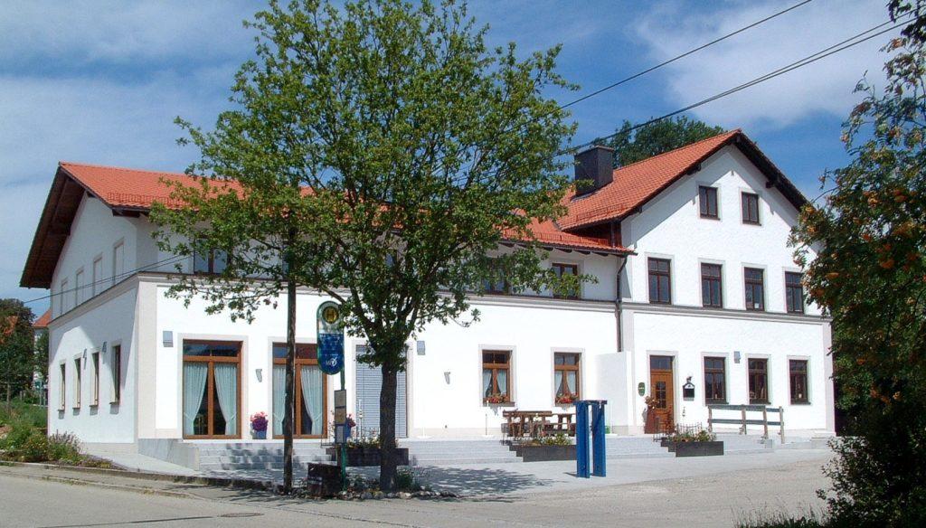 Hofkirchen Bürgerhaus Ansicht Süd