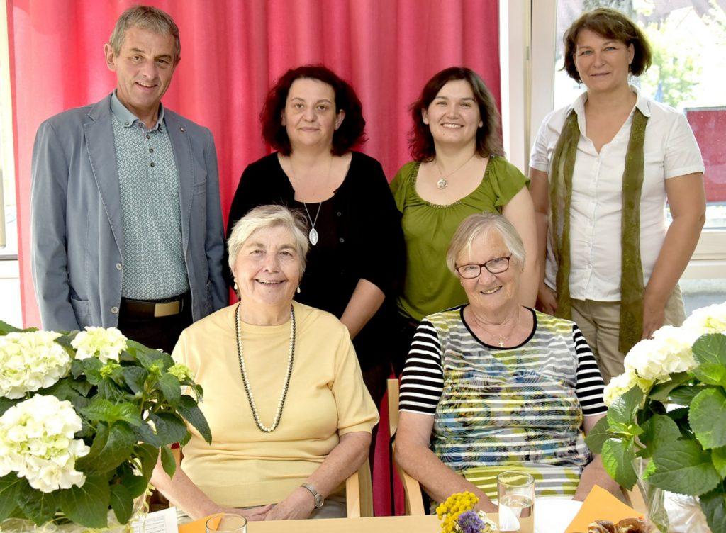 Seniorenmittagstisch, Foto Weingartner