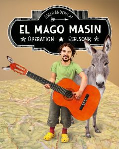 "El Mago Masin ""Operation Eselsohr"""