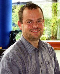 Verwaltungsleiter Martin Bauer