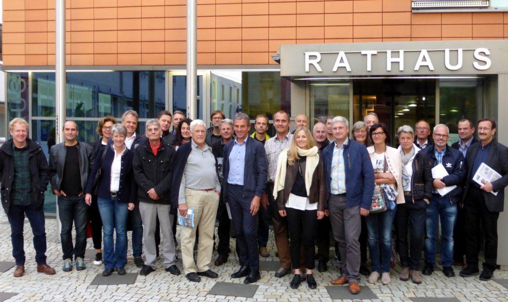 Exkursion Land Tirol - Besuch in Taufkirchen (Vils)