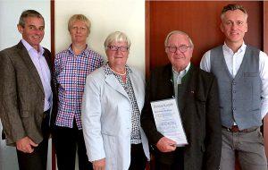 Auszeichnung für Walter Bachmayr
