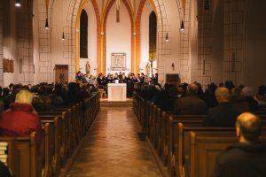 Moosener Adventssingen in der Pfarrkirche