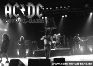 Bandfoto ACDC Revival Band