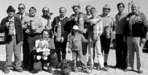 Wanderfreunde Preisverleihung 1974