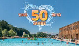 50 Jahre Waldbad