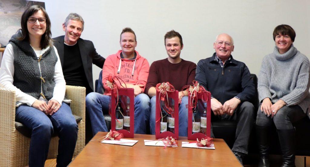Advents-Kalender Gewinner 2018