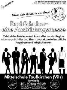 Jobmesse Mittelschule 2019