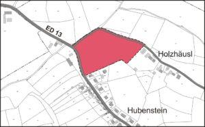 Lageplan Holzhäusl