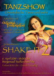 Shirin Tanzshow