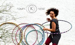 Hoopdance + Logo raumkreise