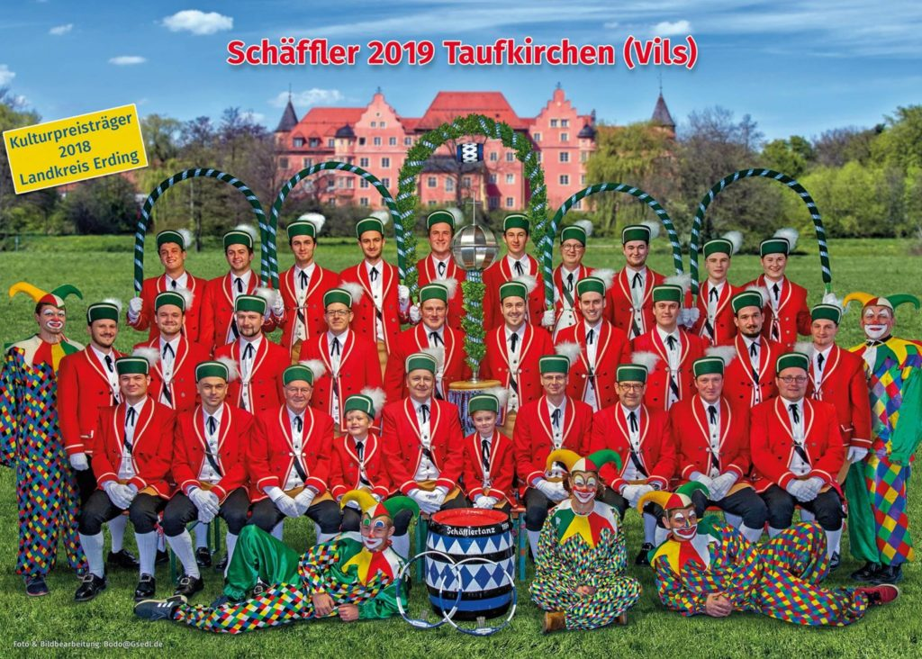 Schäffler 2018/2019 PR-Foto