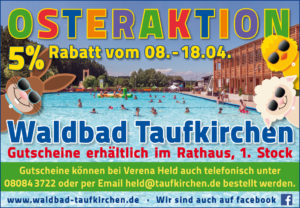 Waldbad Osteraktion