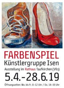 Künstlergruppe Isen Ausstellung