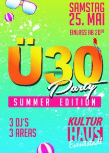 KulturHaus Ü30-Party