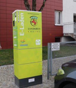E-Ladesäule-Realschule
