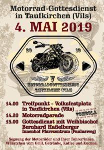 Motorrad-Gottesdienst 2019