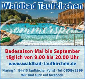 Waldbad Sommerspaß