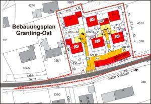 Bauleitplanung Granting Ost