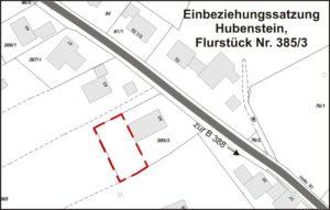Bauleitplanung Hubenstein