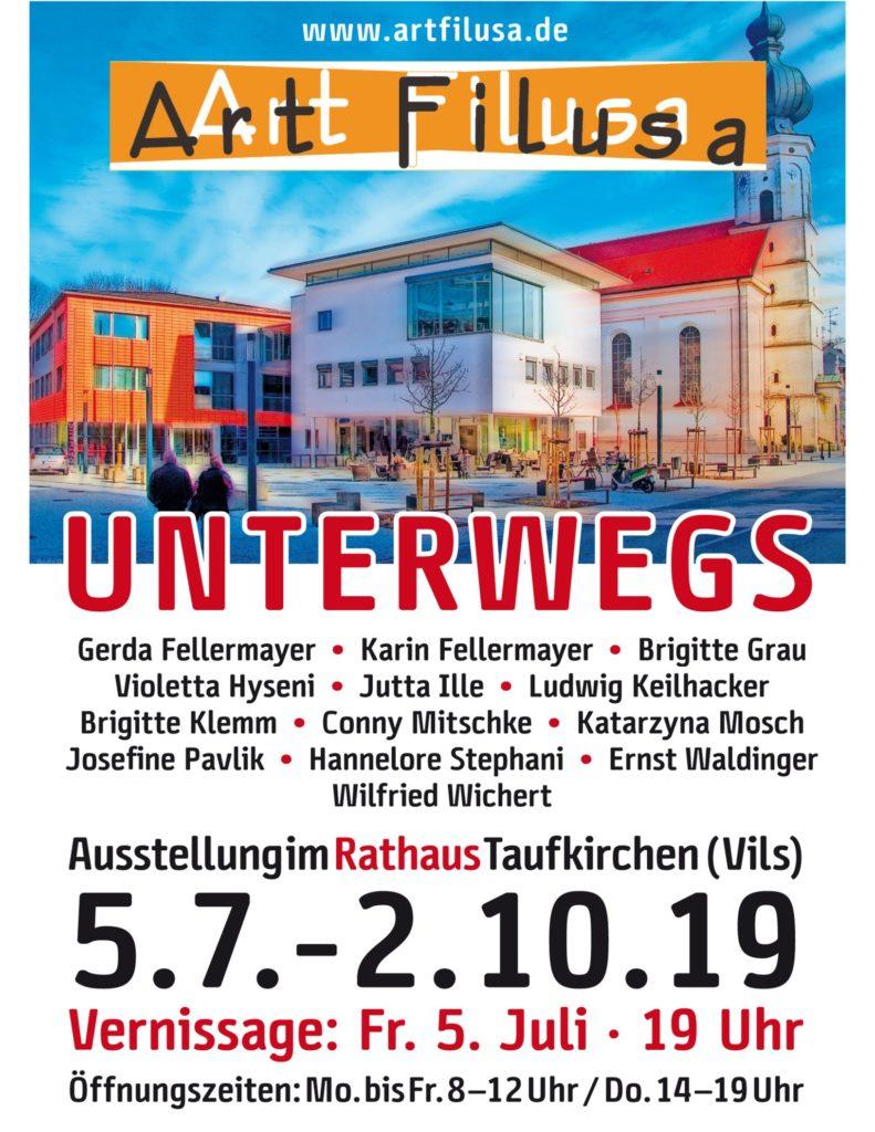 Art Filusa Ausstellung
