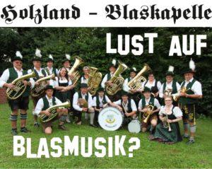 Holzland-Blaskapelle