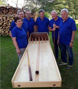 Tischkegelverein Kerning Vorstand