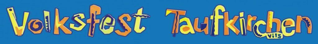Banner Volksfest Taufkirchen