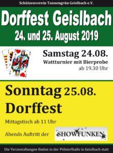 07Dorffest Geislbach