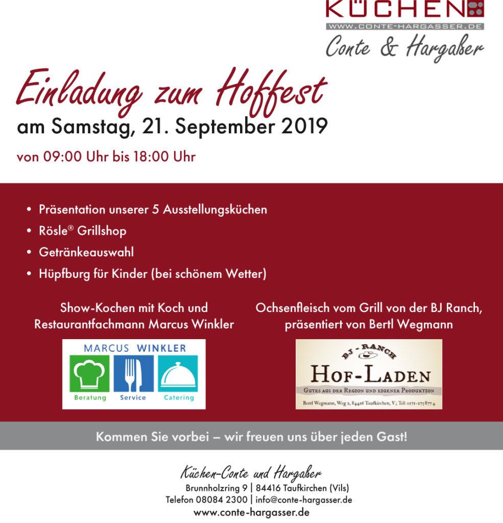Conte+Hargaßer2019 Einladung Hoffest