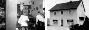 Friseur Scholz historisch