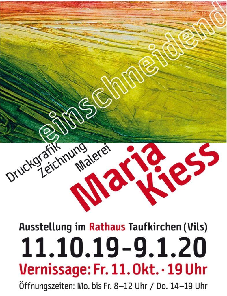 Ausstellung Maria Kies Rathaus