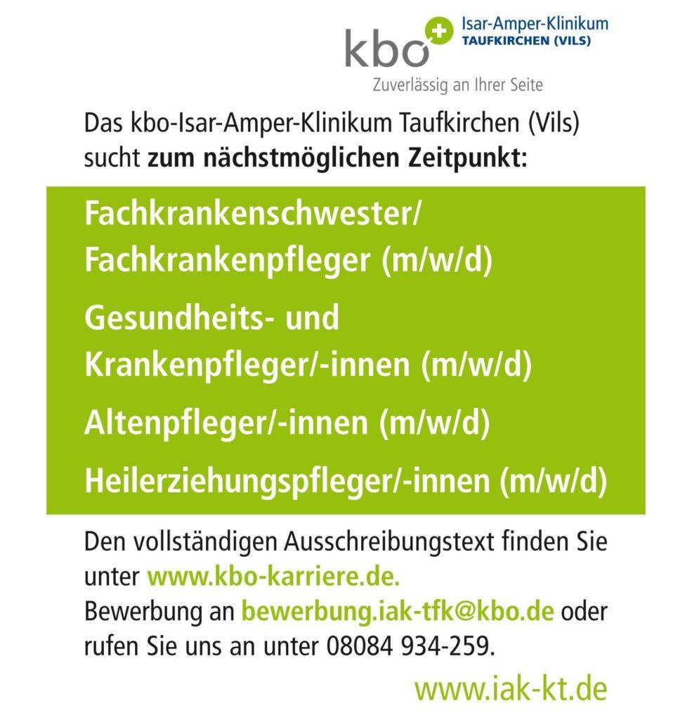 Job KBO-Klinik 1