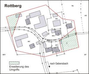 Außenbereichssatzung Rottberg