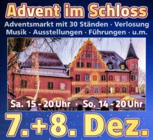 Advent im Schloss 2019 Poster