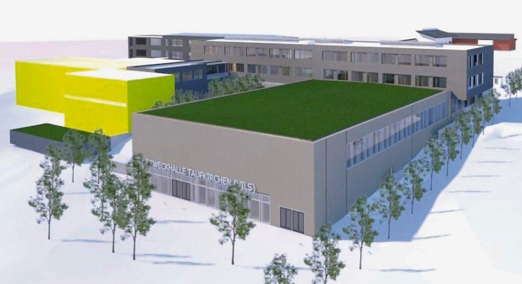 Mittelschule Neubau