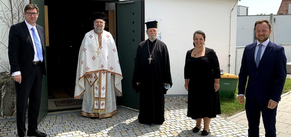 Griechische LiturgieTaufkirchen