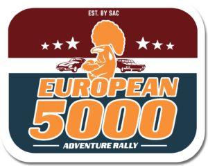 European Rallye 5000 Logo