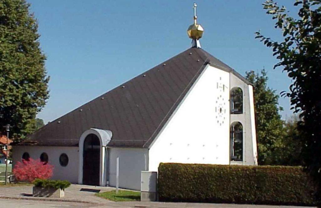 Evang. Johanneskirche 2006