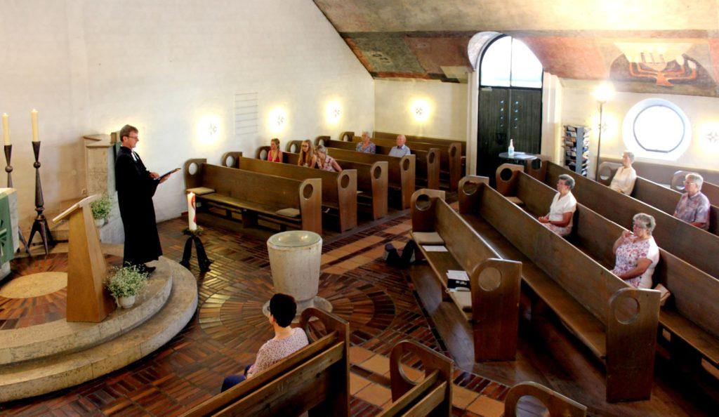 Johanneskirche Gottesdienst FH2