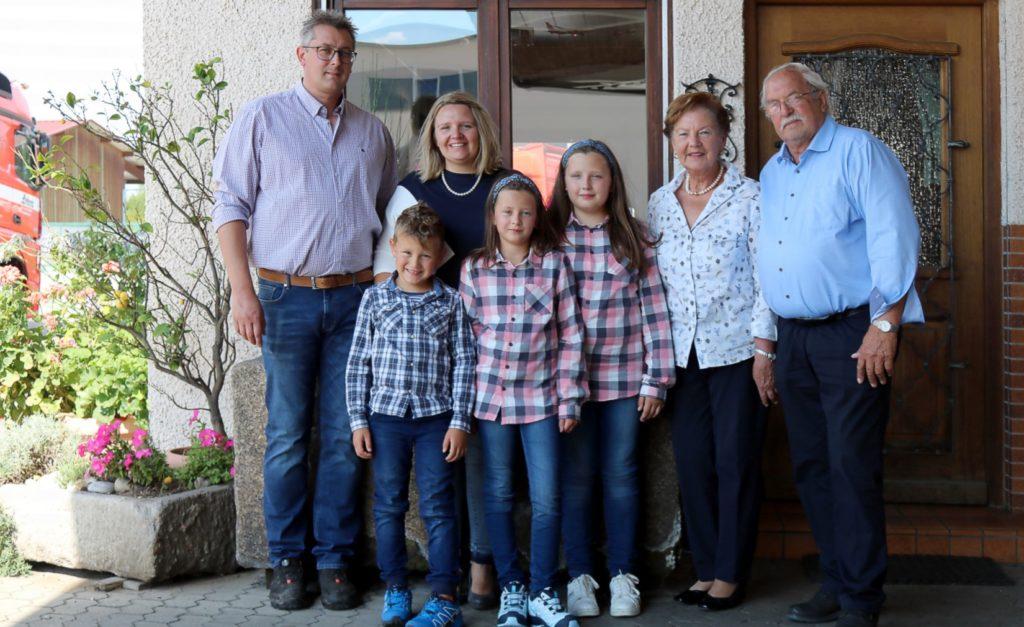 Lohner Familie