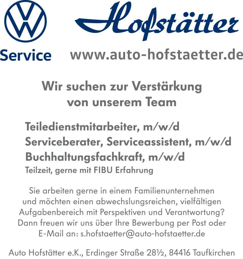 06 Job-Börse Hofstätter