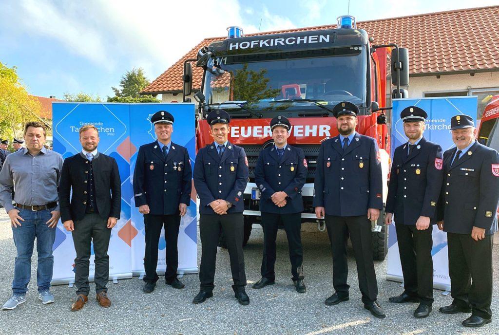 09FFW-Kommandanten Hofkirchen